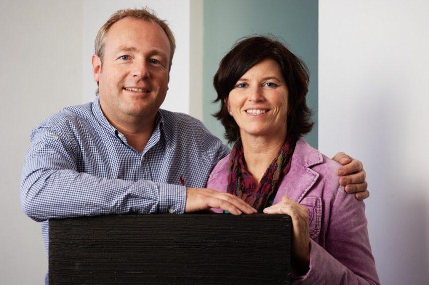 Heute: Annette und Jochen Baur führen den Betrieb modern und erfolgreich weiter.